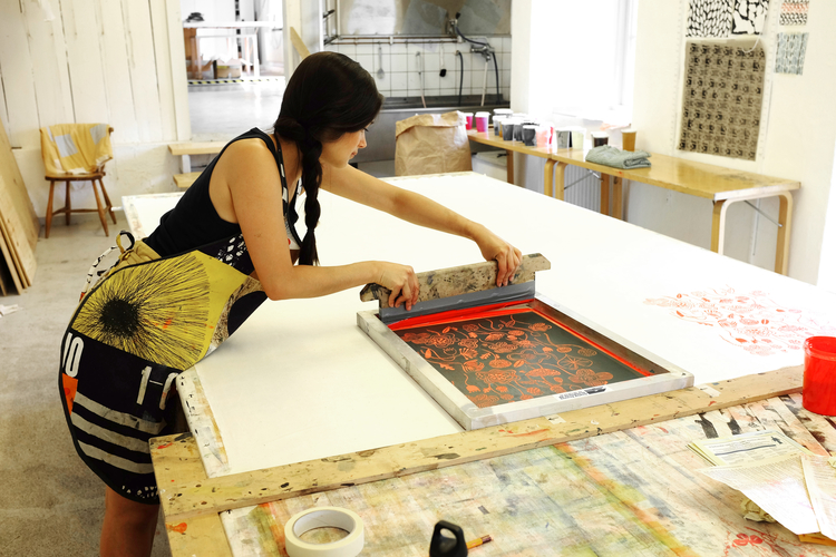 Emma Farrarons textile printing.JPG