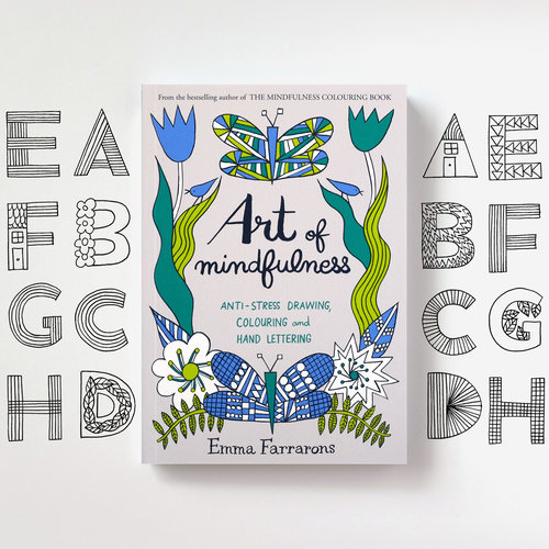 art of mindfulness mindfulness colouring