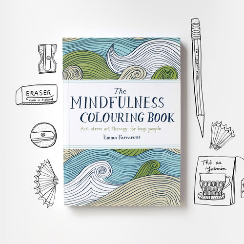Available In UK Bookshops And Amazon The Mindfulness Colouring Book Anti Stress Art
