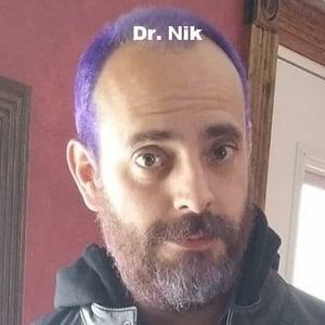 "dr. nik ""seething fury' palmer"