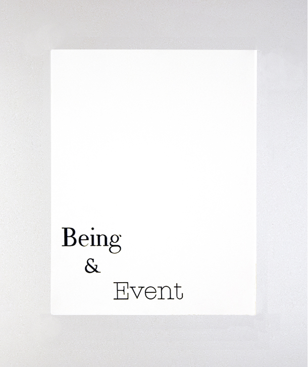Being & Event