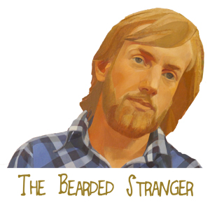 The Bearded Stranger