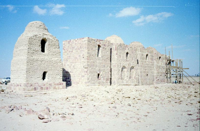 Zawilah, the tombs