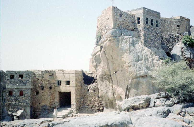 Omani village