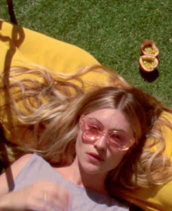 """""""Farewell to Summer"""" Published On 19 March 2016 A 16mm short film for SISTER by Caitlin Shannon & Gianna Mazzeo"""