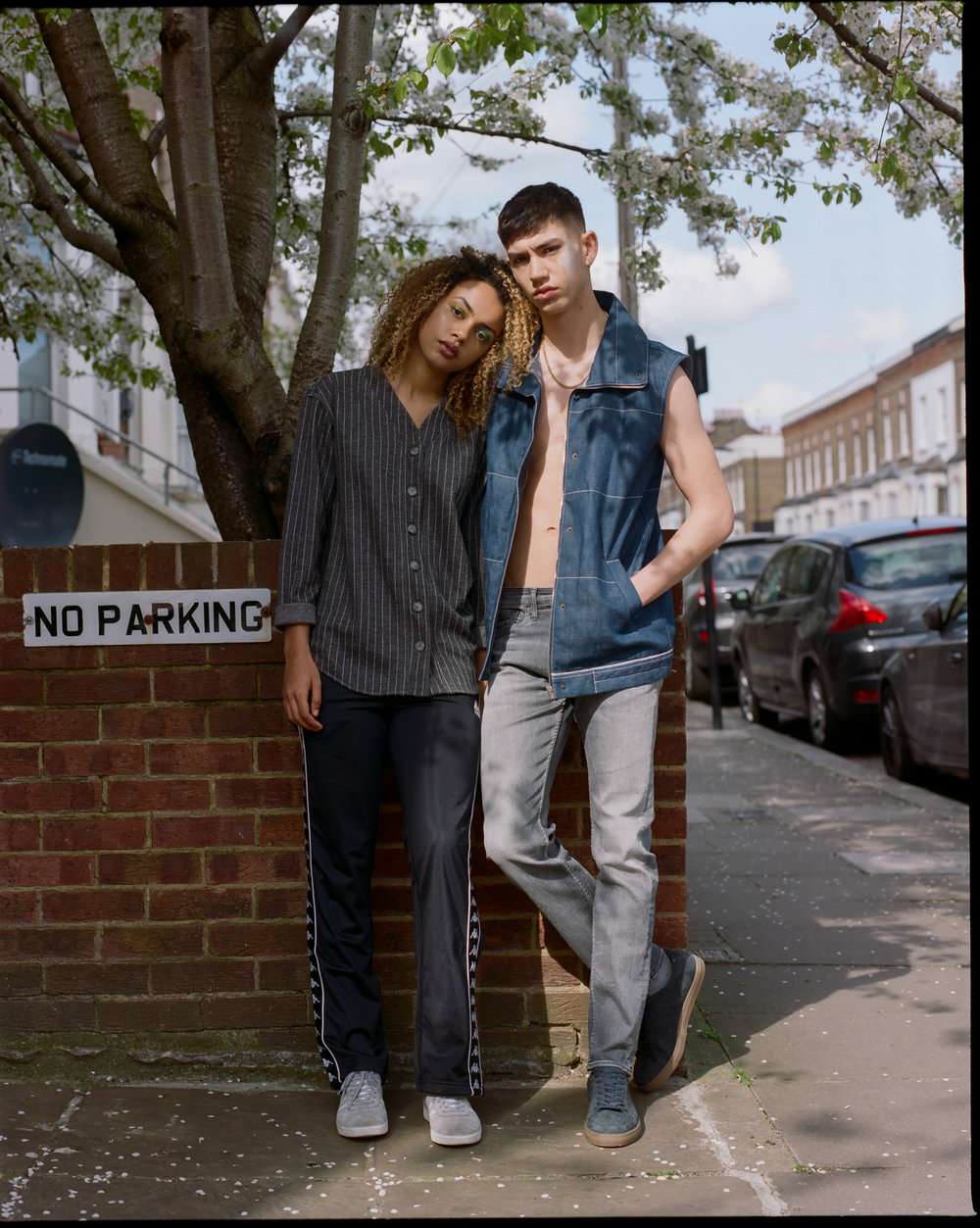 We Are Not The Same  Published on 24 April 2016   Photographer  Rosie Matheson  Stylist  Reuben Selby  MUAH  Jihye Sim  Models  Archie from AMCK and Ocean from NEVS