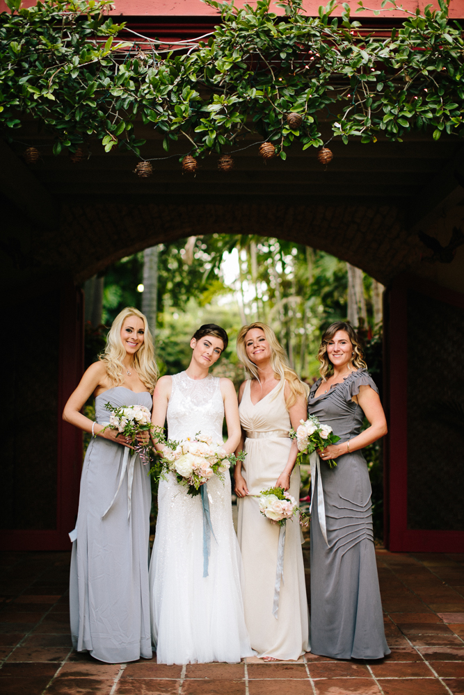 Modern Miami Wedding Kampong