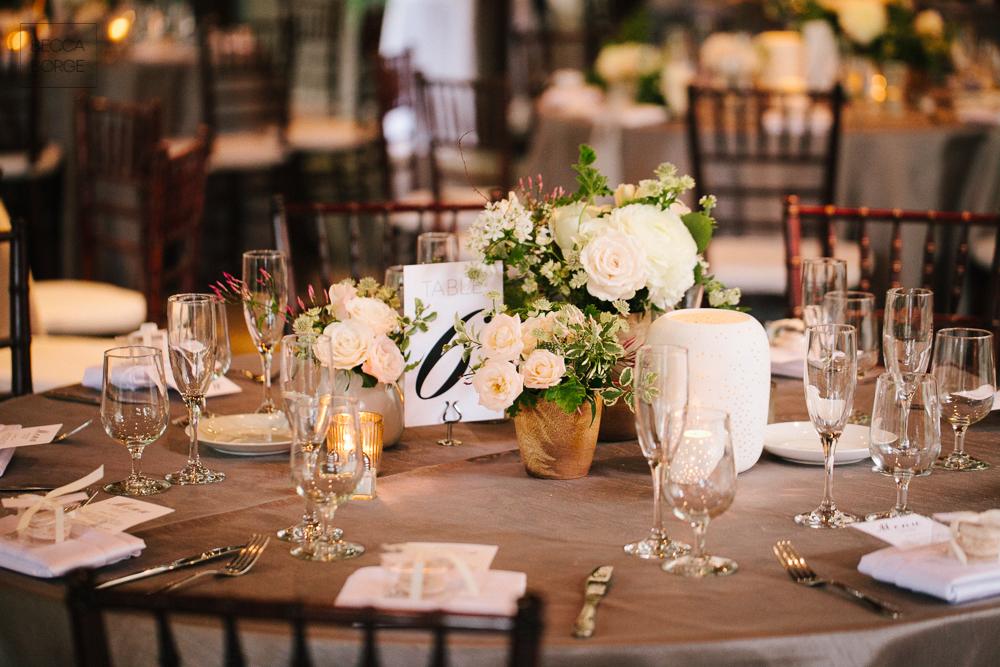 Modern Miami Garden Kampong Wedding