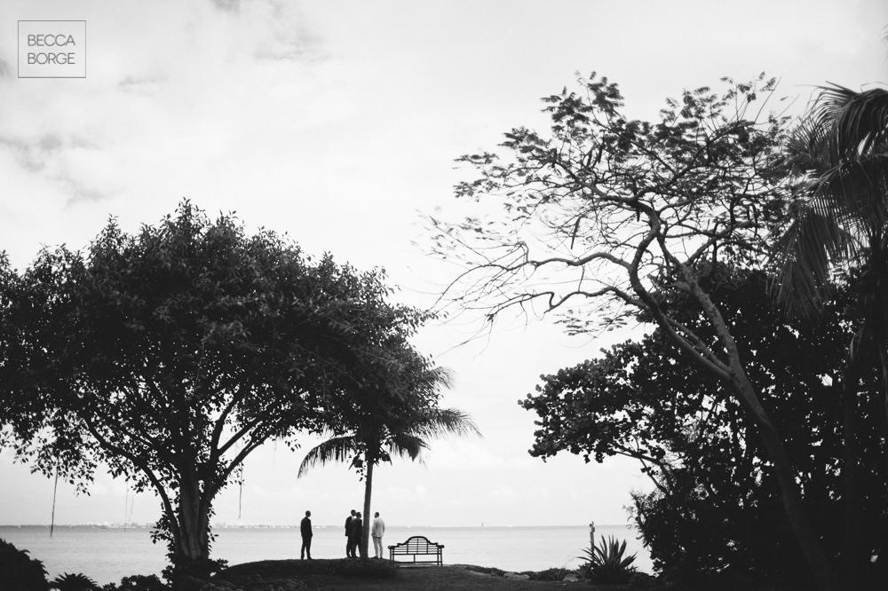 Kampong Modern Miami Wedding