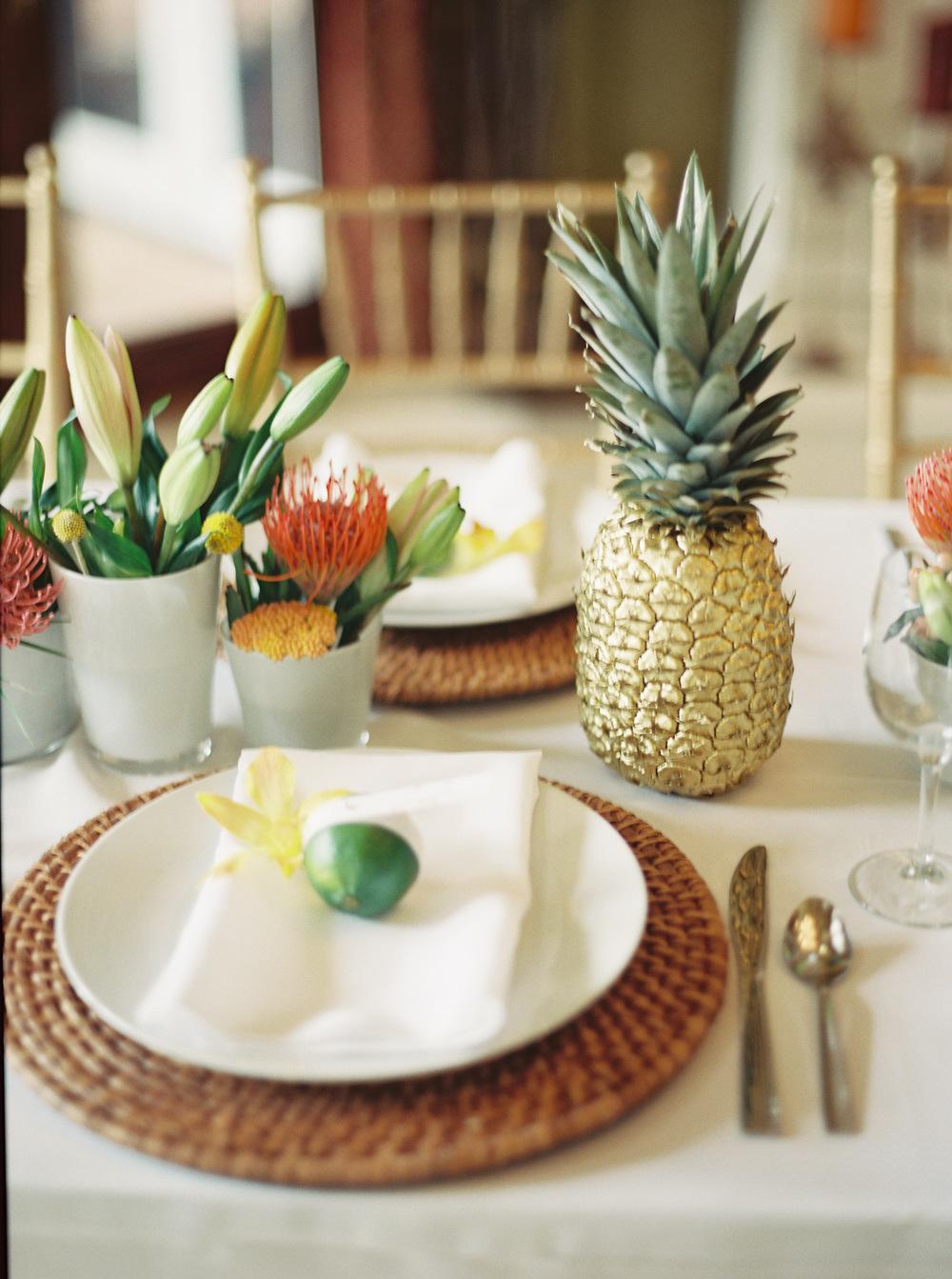 Tropical Private Estate Wedding