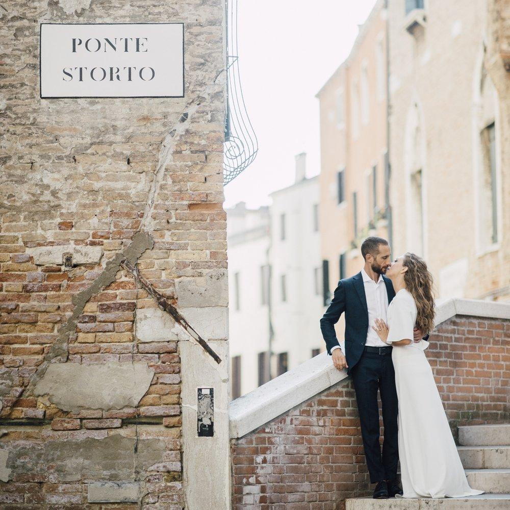 VENETIAN | LOVERS - Venice, Italy  Serena Genovese Photography