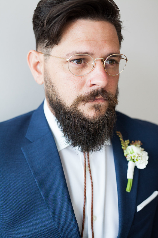 Stylish Groom Bolo Tie