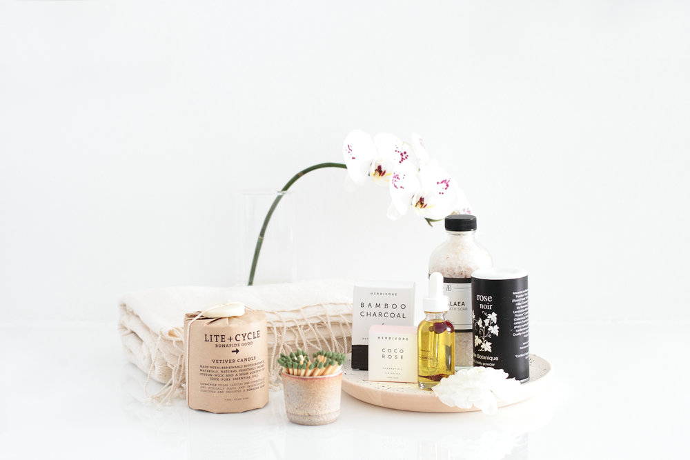 APOTHECARY | SKINCARE  (product shoot) Denice Lachapelle Photography