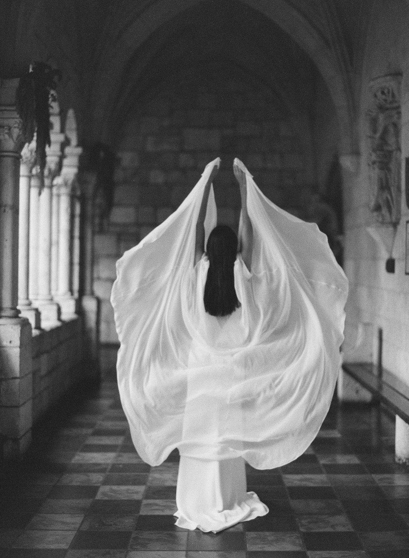 GOTHIC | ROMANCE (bridal) Erika Delgado Photography