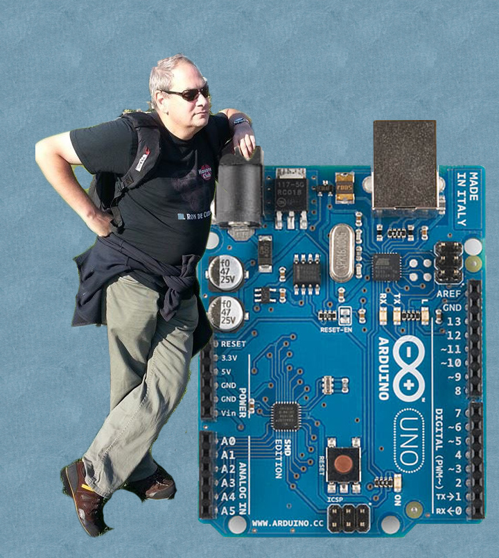 The Arduino Maker Man