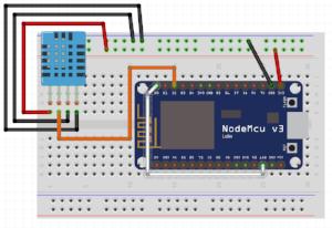 Project: Creating A NodeMCU Data-Logger Using The Cloud
