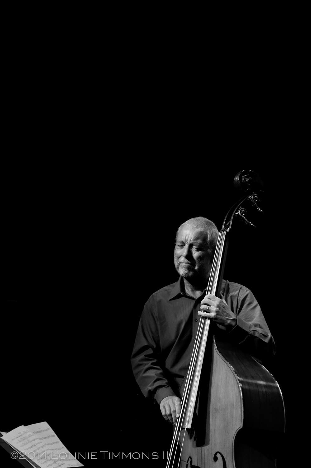 Dave Holland, Cleveland 2014