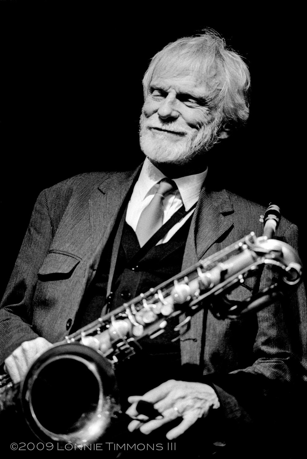Gerry Mulligan, Hollywood 1995