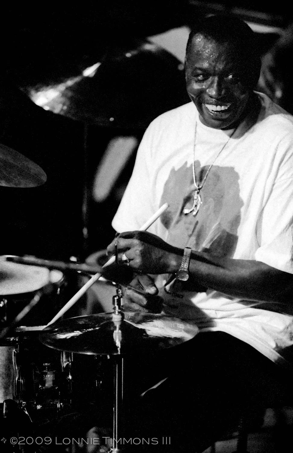 Elvin Jones, Charlottesville 1993