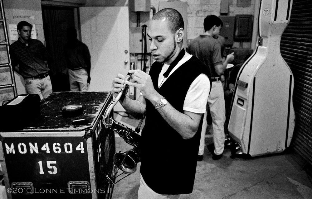 Joshua Redman, Hollywood 1996
