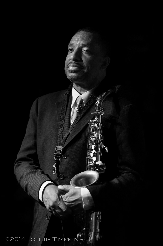 Donald Harrison - 2015