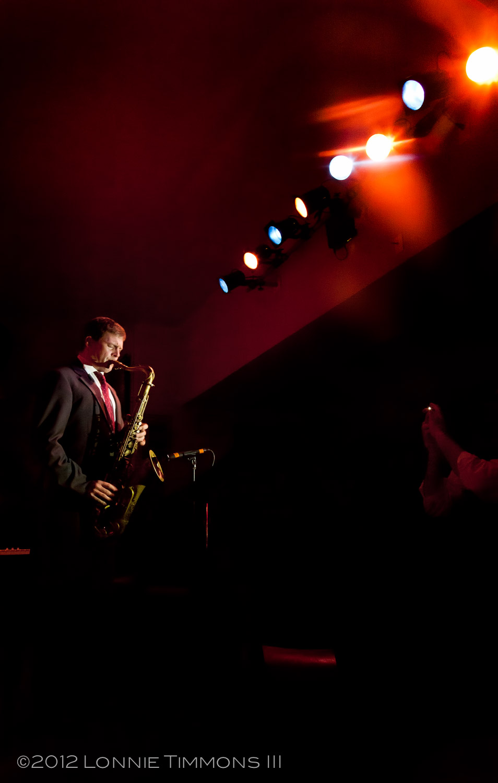 Eric Alexander - 2010