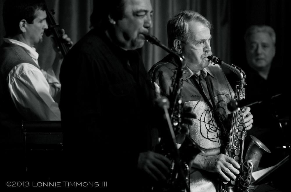 Phil Woods - 2012