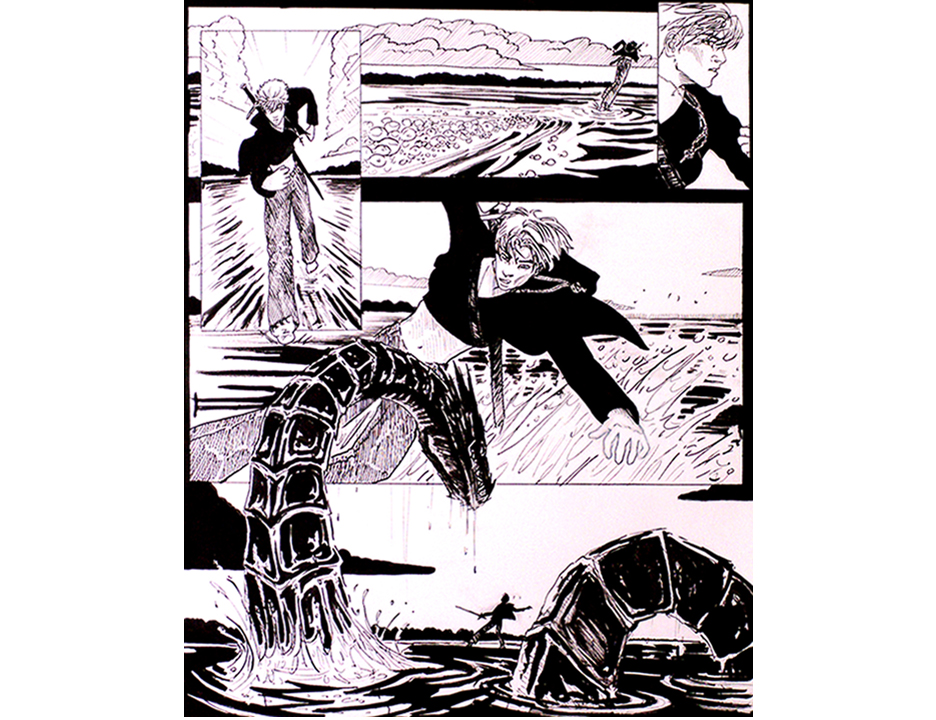 Water Runner, Page 2
