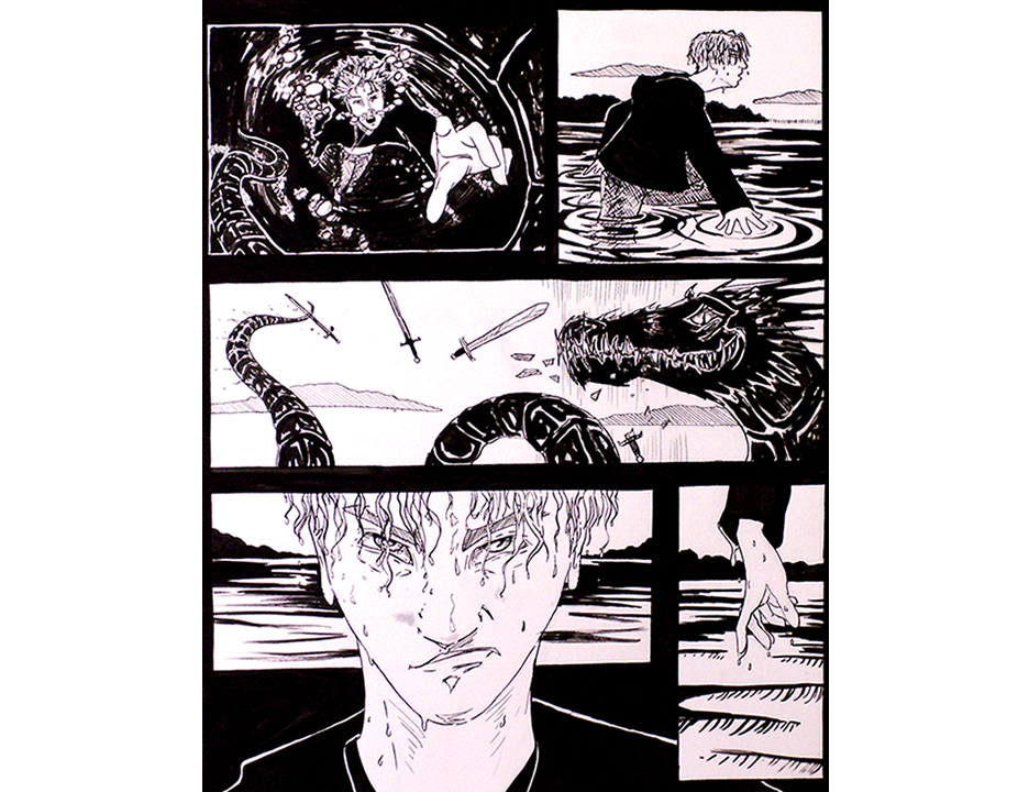 Water Runner, Page 4