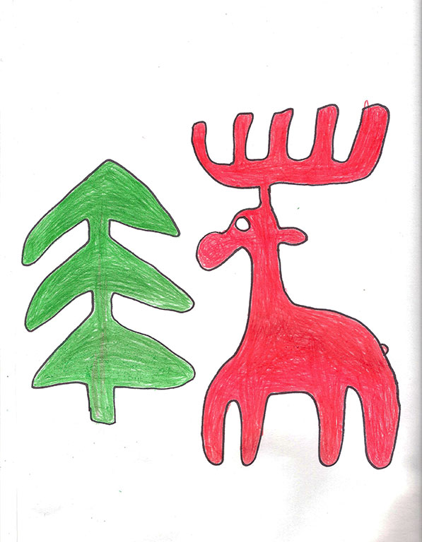 Sarah-reindeer-and-tree.jpg