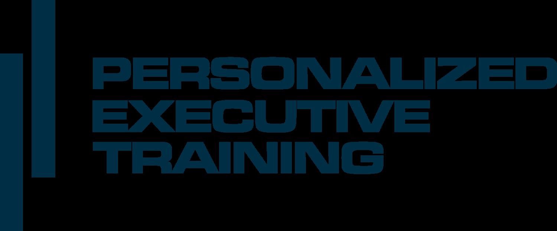 Personalized Executive Training