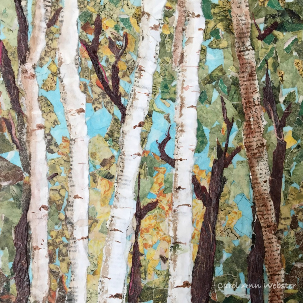 Late Summer Aspens