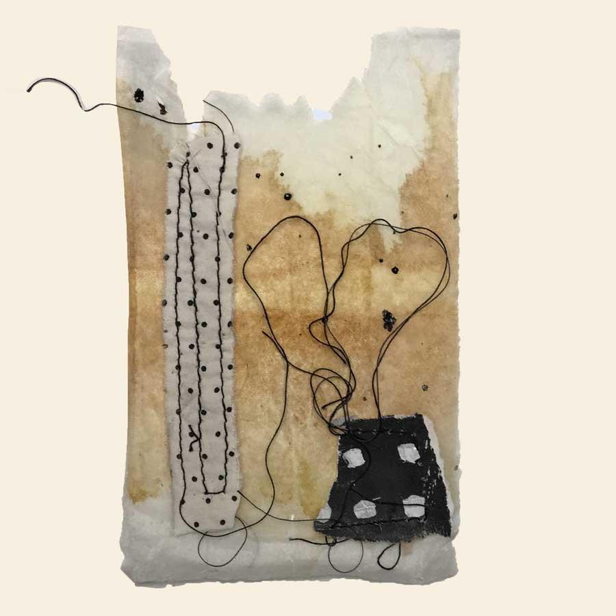 Teabag Art Number 10