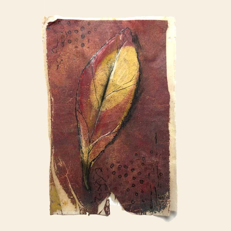 Teabag Art Number 13