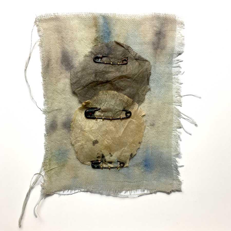 Teabag Art Project Number 18