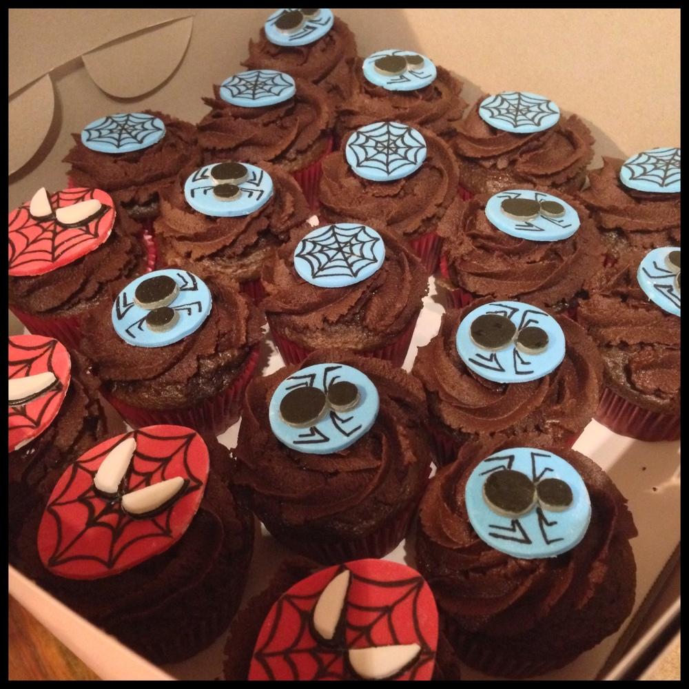 carolyn braden spiderman cupcakes 1.jpg
