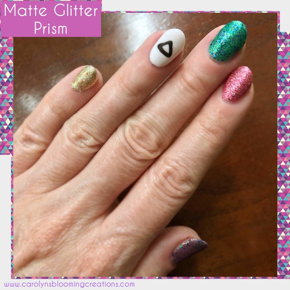Carolyn Braden Matte Prism Glitter.jpg
