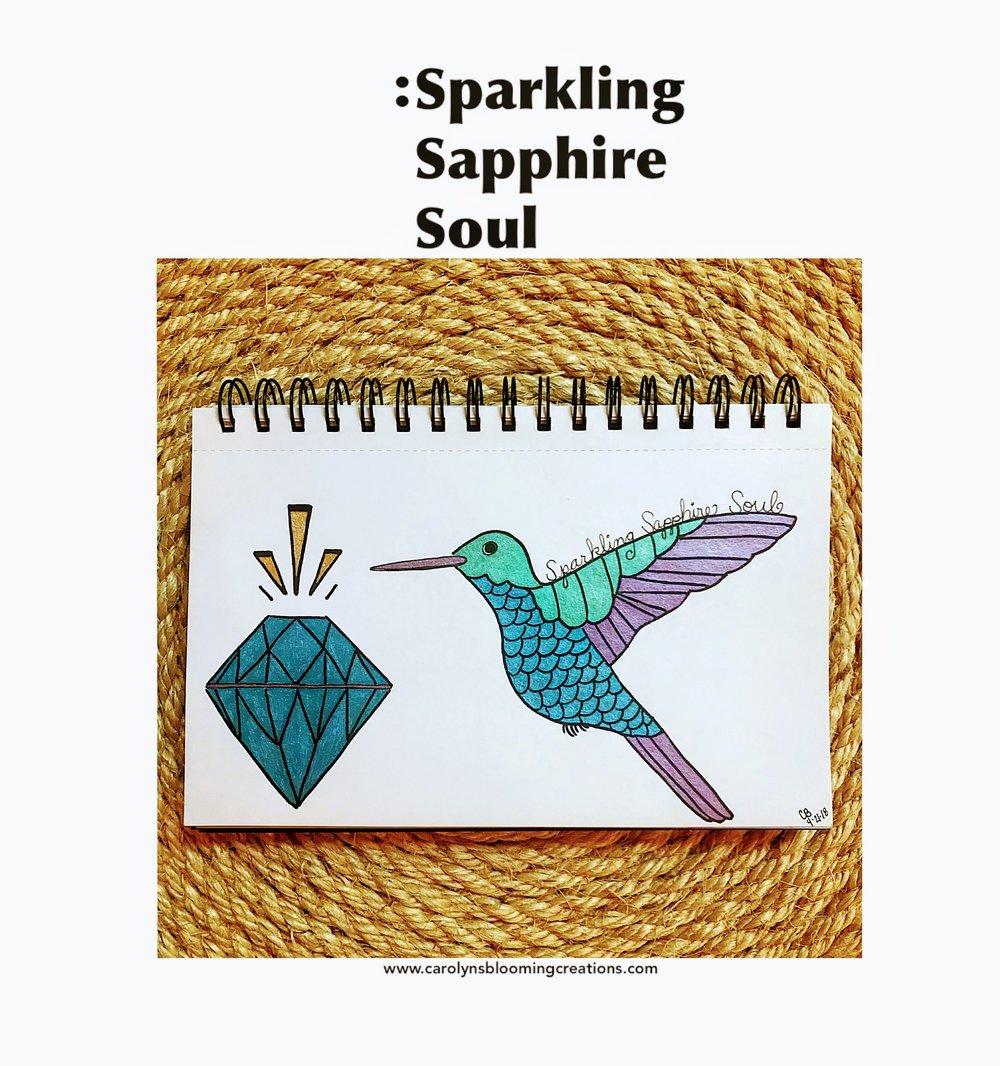 Carolyn Braden Sparkling Sapphire Soul.JPG