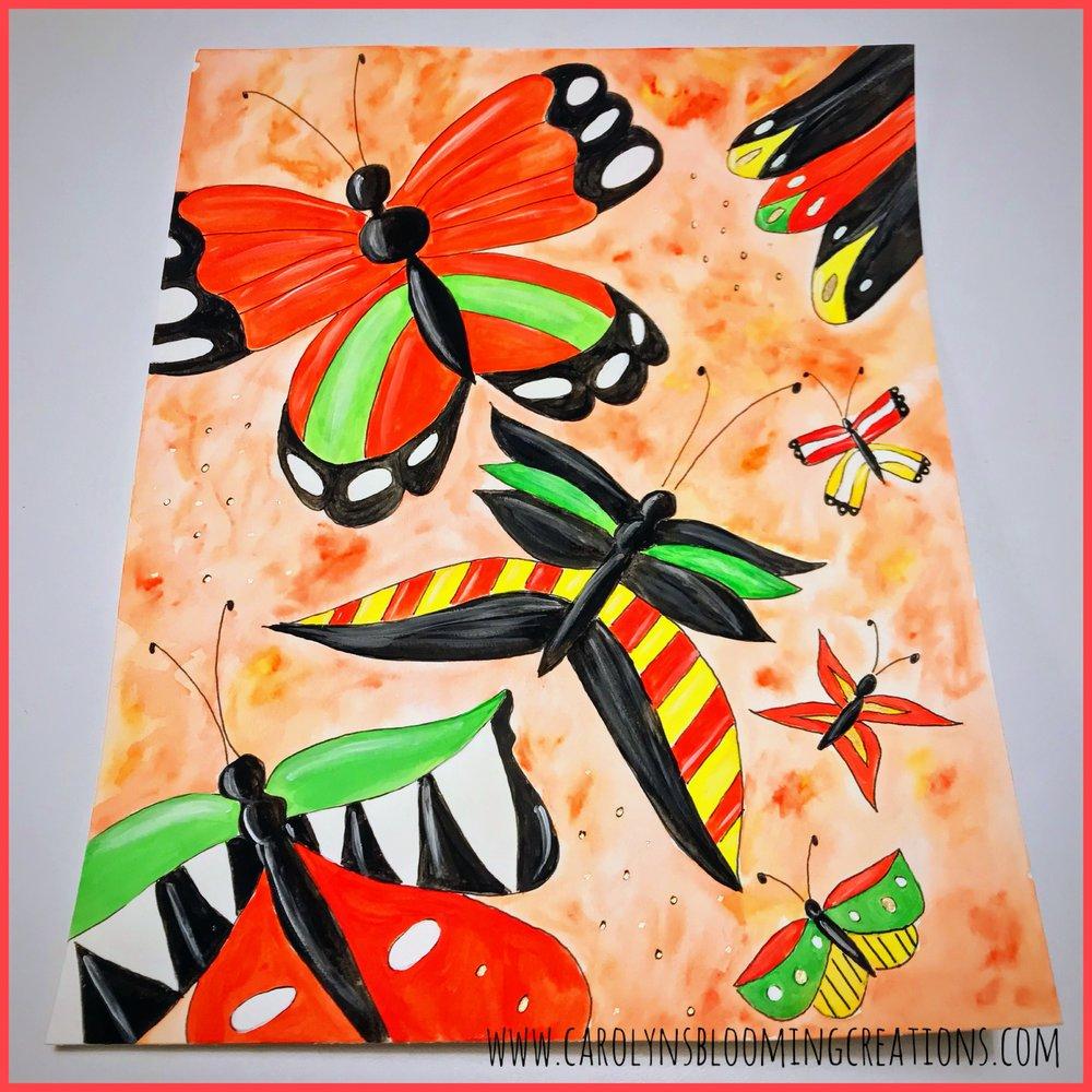 Carolyn Braden You are a Butterfly.JPG