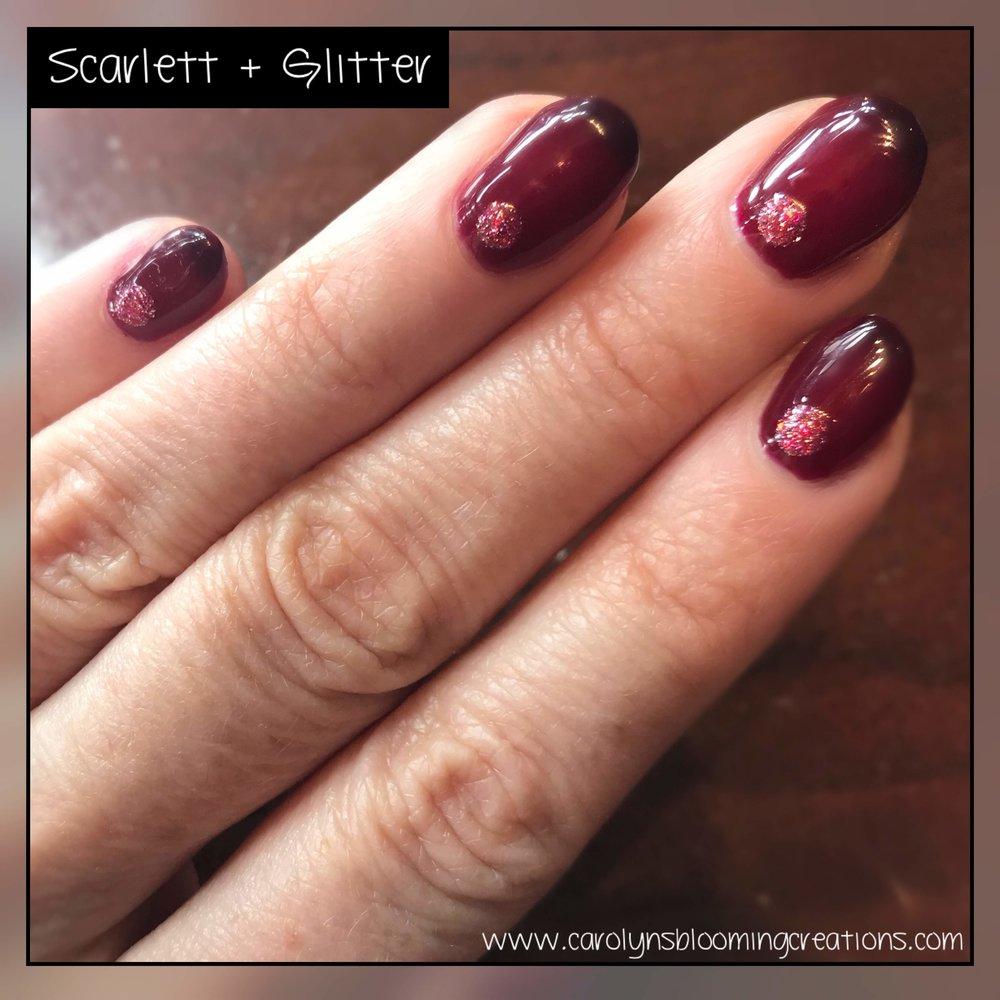 Carolyn Braden Nail Art Scarlett Glitter.jpg