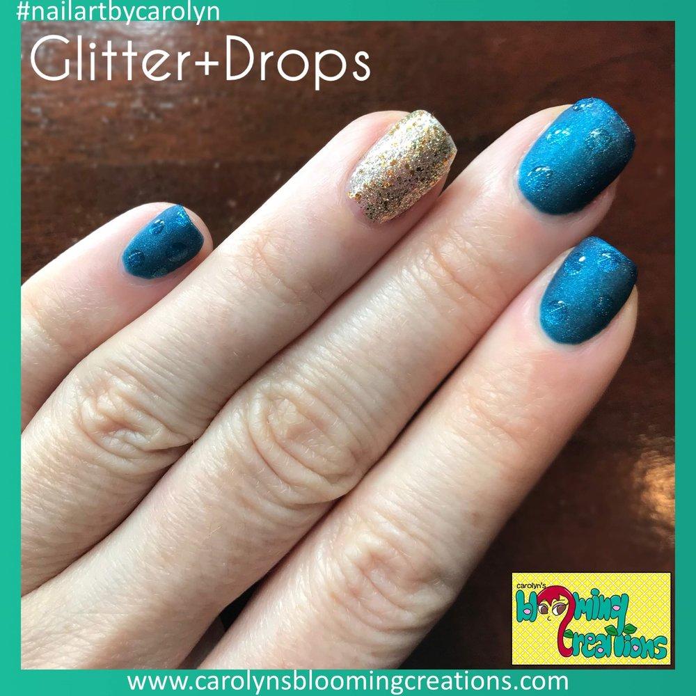 Glitter Drops by Carolyn J Braden Branded.jpg