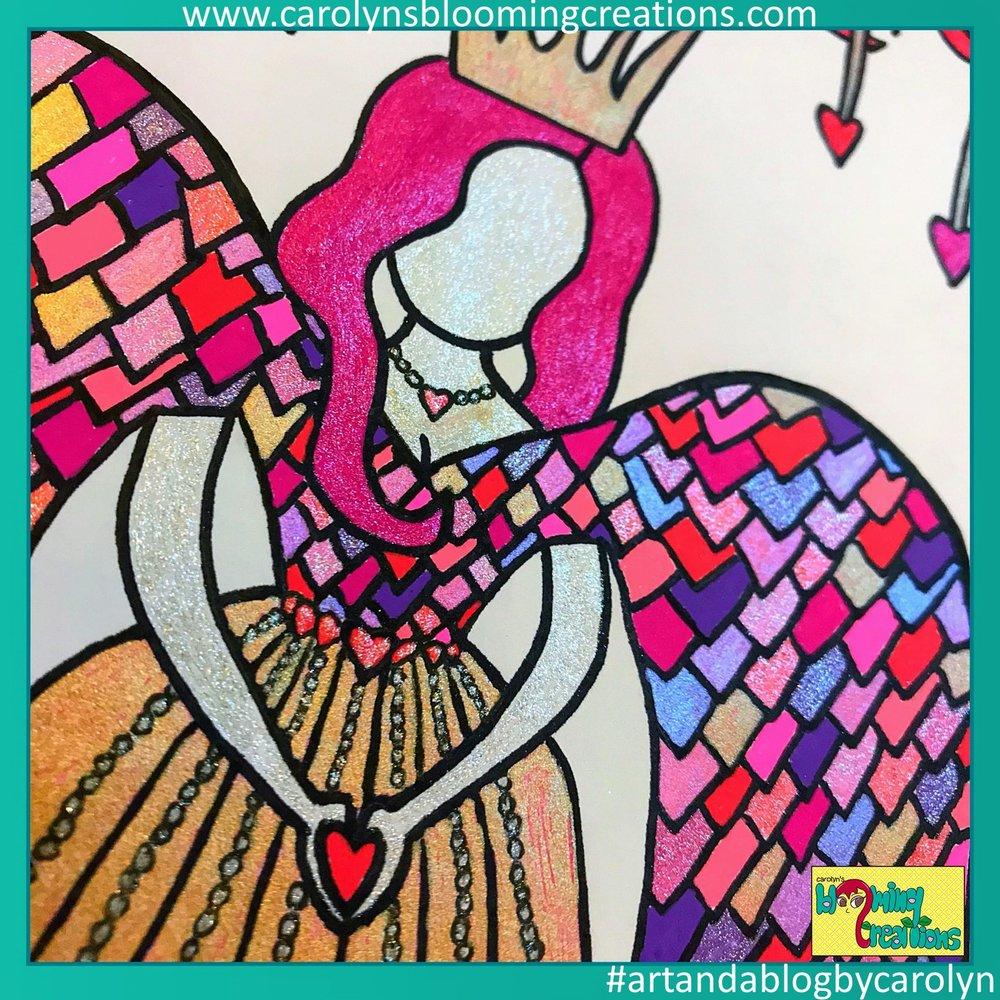 Queen of Love by Carolyn Braden 2.JPG