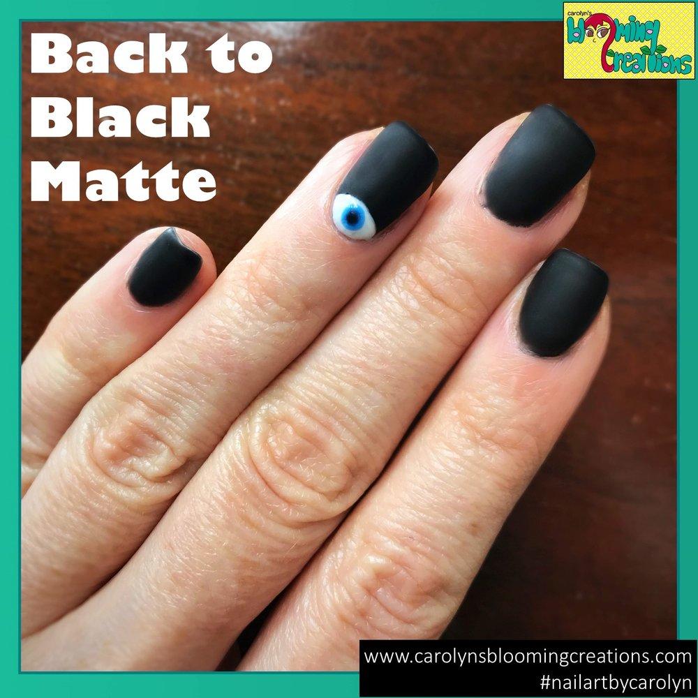 Carolyn Braden Back To Black Matte.JPG