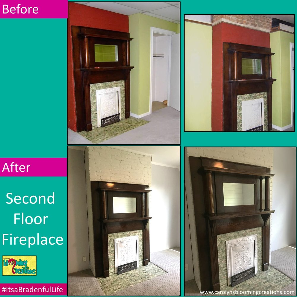 2nd Floor Fireplace Before and After Carolyn J Braden.jpg