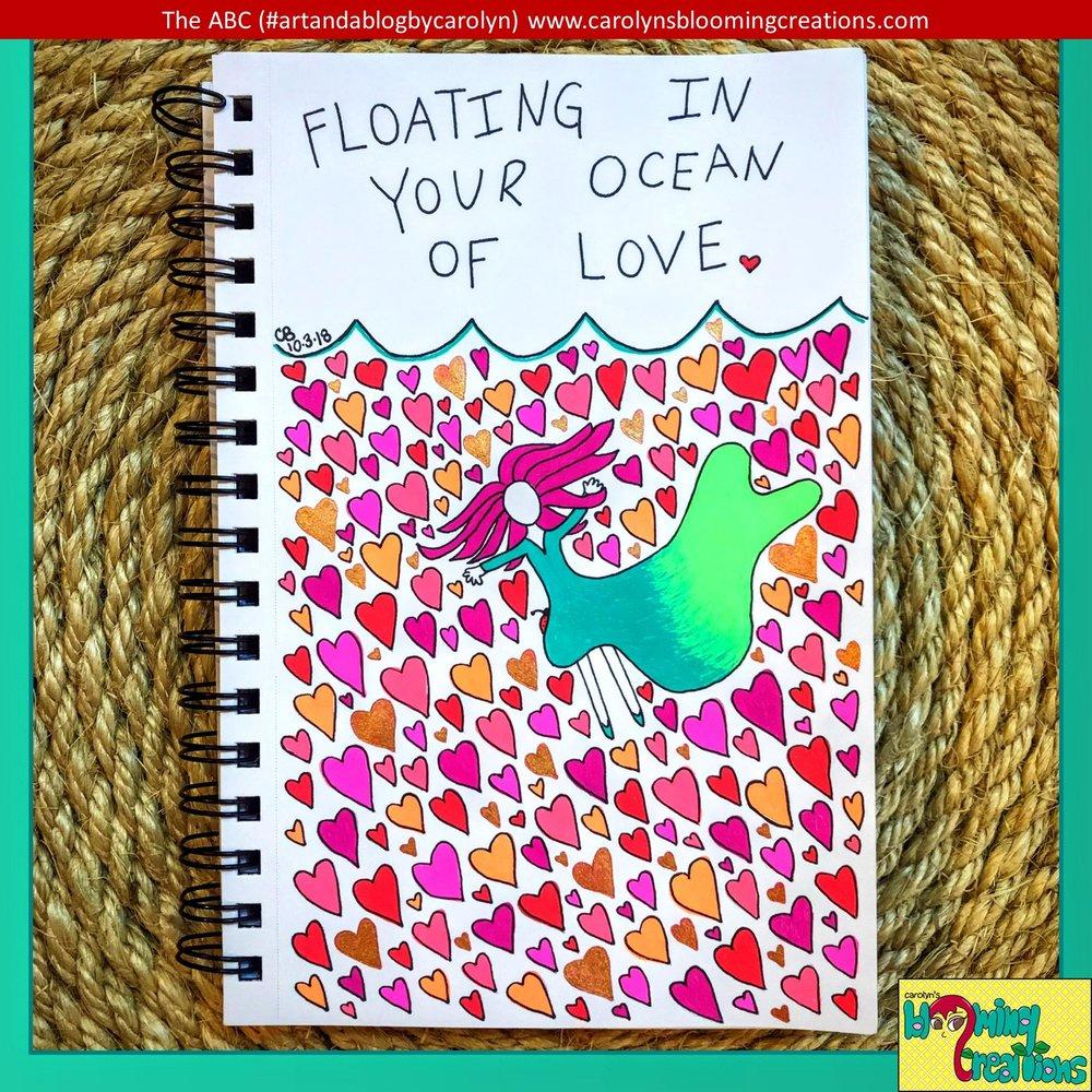 Carolyn Braden Floating in Your Ocean of Love.JPG