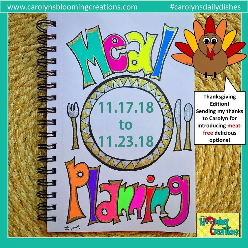Carolyn J Braden Meal Planning 11.17.18 to 11.23.18.jpg