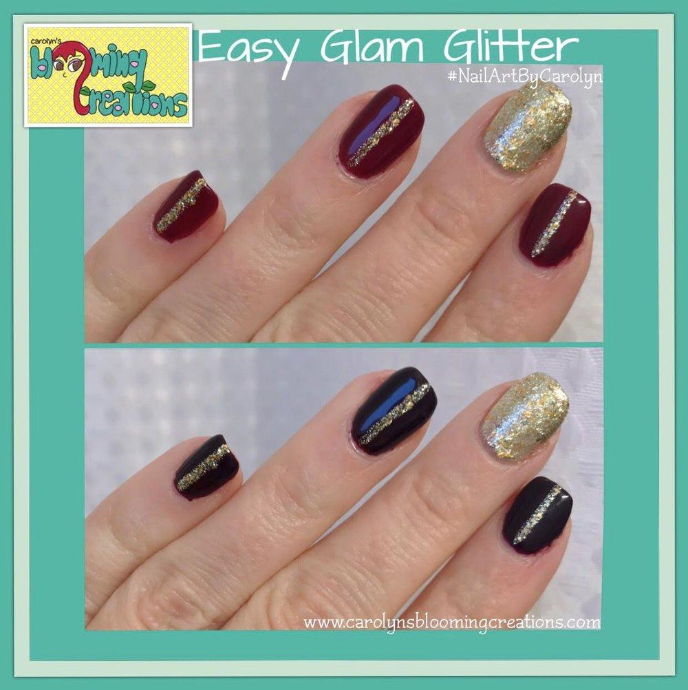 Carolyn Braden Easy Glam Glitter.JPG