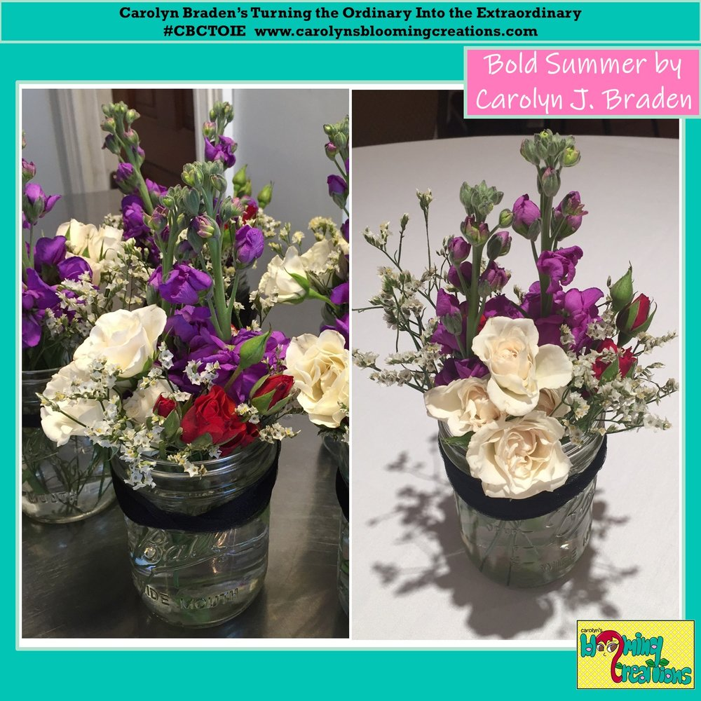 CBCTOIE Carolyn J Braden Flower Arrangment Fun  (8).JPG