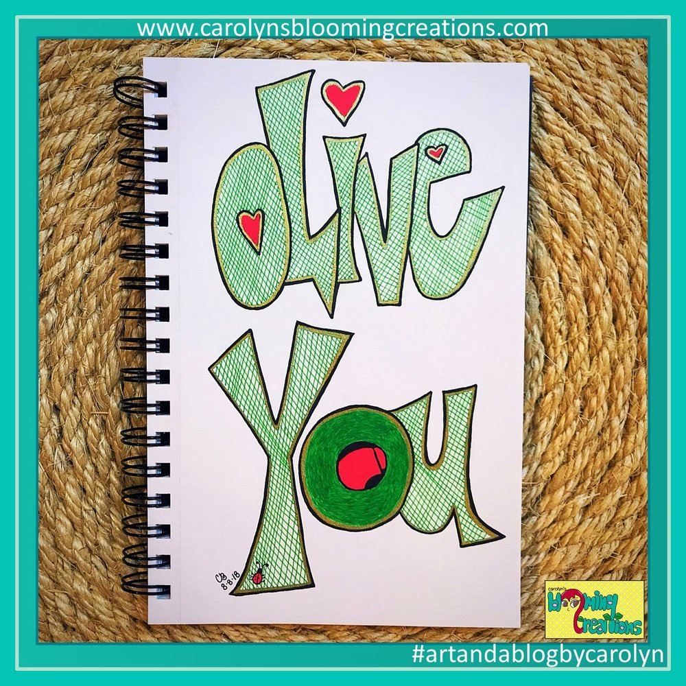 #OLIVEYOU More Fun Ways To Say I Love You