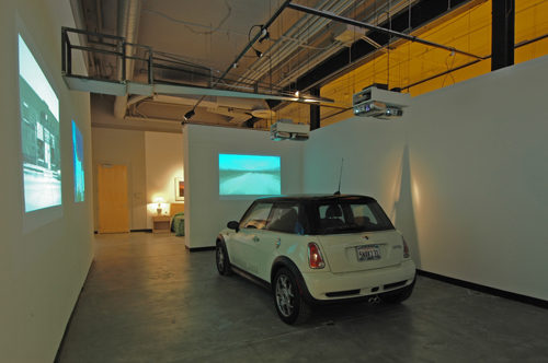 """Progress"" Installation View"
